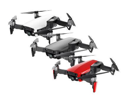 Квадрокоптер DJI Mavic Air Fly More Combo - купить в СПб в интернет-магазине COPTERDRONE