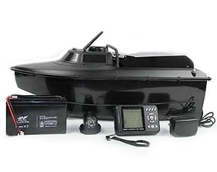 Радиоуправляемый катер Jabo 2D для рыбалки - купить недорого в СПб в интернет-магазине