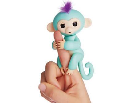 Интерактивная игрушка Обезьянка Зоя - купить недорого в Санкт-Петербурге в интернет-магазине