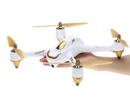 Квадрокоптер hubsan h501s pro x4 - купить в СПб в интернет-магазине COPTERDRONE