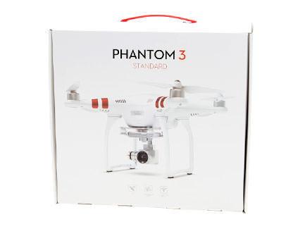 Квадрокоптер DJI Phantom 3 Standard купить в СПб