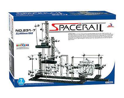 Конструктор SpaceRail 7-231-7 космические горки - купить недорого в СПб в интернет-магазине