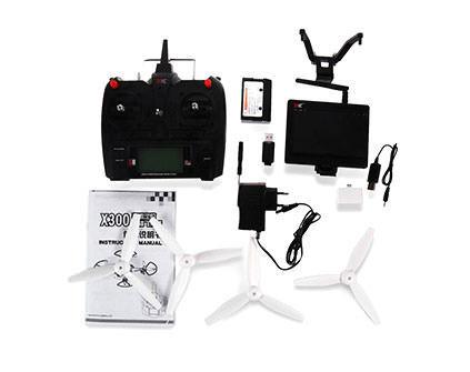 Квадрокоптер XK Innovations X300-F - купить недорого в СПб в интернет-магазине