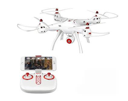 Радиоуправляемый квадрокоптер Syma X8SW - купить в СПб дрона с FPV камерой