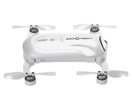 Квадрокоптер Dobby Drone Selfie