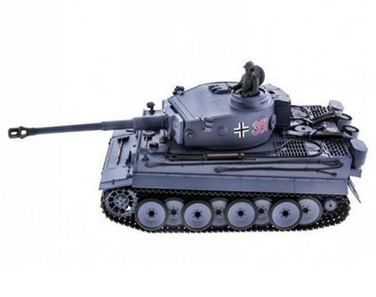 Танк Heng Long German Tiger 1:16 на радиоуправлении