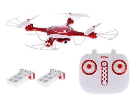 Радиоуправляемый квадрокоптер Syma X5UW - купить в СПб дрон с камерой