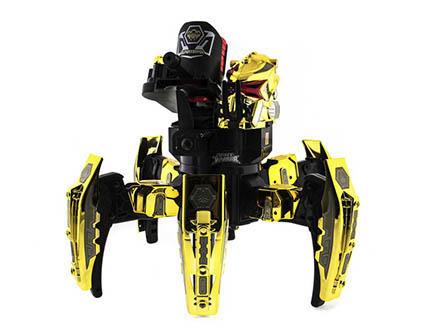 Купить робот-паук Space Warrior Gold Disk - купить недорого в СПб в интернет-магазине