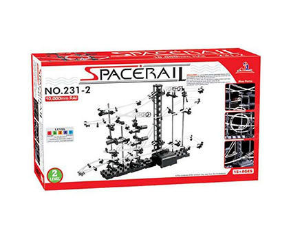 Конструктор SpaceRail 2-231-2 космические горки - купить недорого в СПб в интернет-магазине