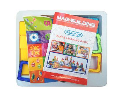 Магнитный конструктор Mag-Building 28 деталей - купить недорого в СПб в интернет-магазине