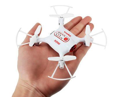 Квадрокоптер Syma X21W VGA - купить недорого в СПб в интернет-магазине
