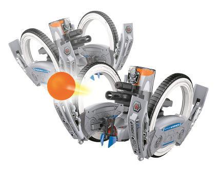 Радиоуправляемая боевая машина Keye Toys Space Warrior KT802 - купить недорого в Санкт-Петербурге в интернет-магазине