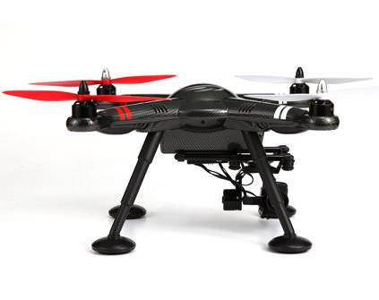 Квадрокоптер XK Detect X380 с fpv купить в СПб