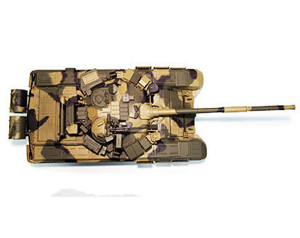 Радиоуправляемый танк Т 90 Heng Long Russia 1:16