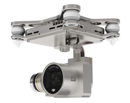 Квадрокоптер DJI Phantom 3 Advanced купить с Full HD в СПб