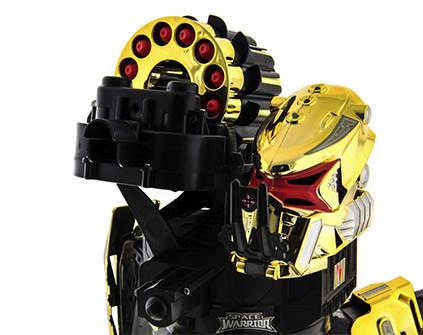 Купить робот-паук Space Warrior Gold Rocket - купить недорого в СПб в интернет-магазине