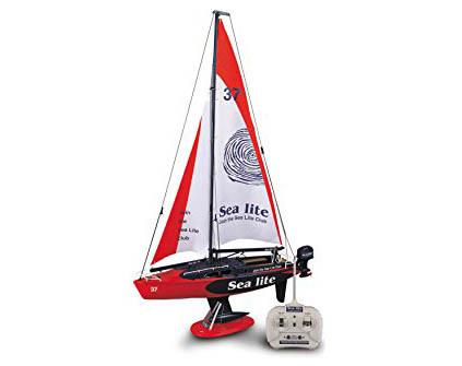 Радиоуправляемый катер Compass RG-65 - купить недорого в СПб в интернет-магазине