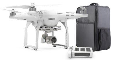 Набор Phantom 3 Advanced с рюкзаком и аккумулятором, купить в СПб