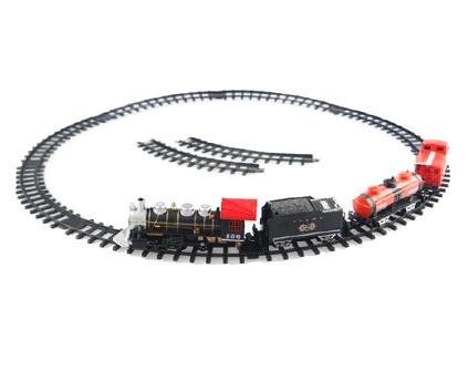 Детская железная дорога Huan Qi 3500-3A - купить недорого в СПб в интернет-магазине