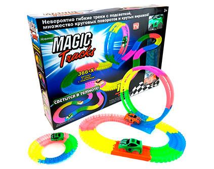 Гоночный трек Magic Tracks 366 - купить недорого в СПб в интернет-магазине
