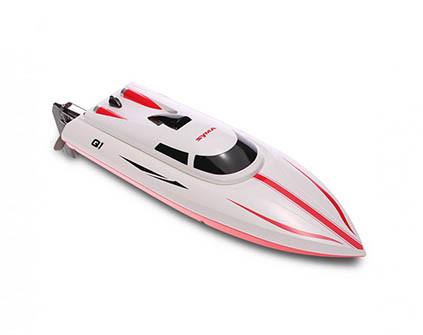 Радиоуправляемый катер Syma Q1 Speedboat - купить недорого в СПб в интернет-магазине