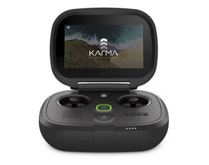 Квадрокоптер GoPro Karma