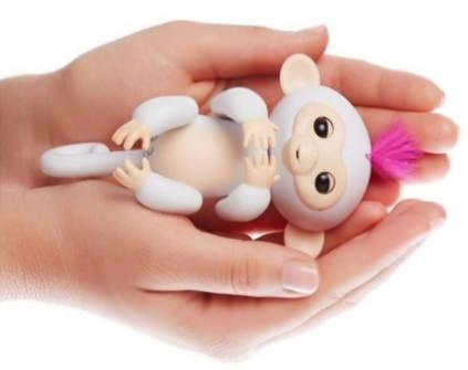 Интерактивная игрушка Обезьянка София - купить недорого в Санкт-Петербурге в интернет-магазине