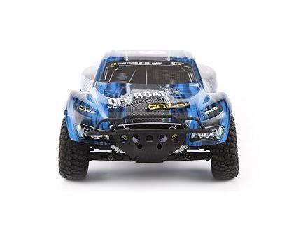 Шорт-корс трак Remo Hobby Truck 9emu 4WD RTR 1:10