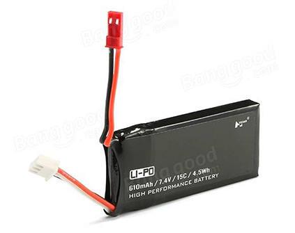 Аккумулятор Hubsan 502S - купить недорого в Санкт-Петербурге в интернет-магазине