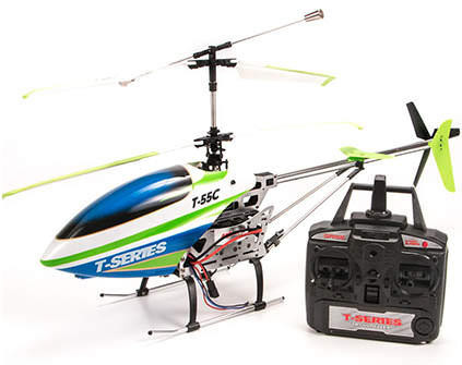 Вертолет MJX T55C - купить недорого в СПб в интернет-магазине
