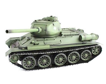Радиоуправляемый танк Heng Long Russia T34-85 Pro