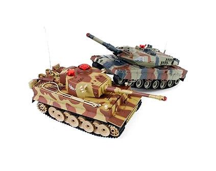 Танковый бой HQ 558 Tiger vs Abrams - купить недорого в СПб в интернет-магазине