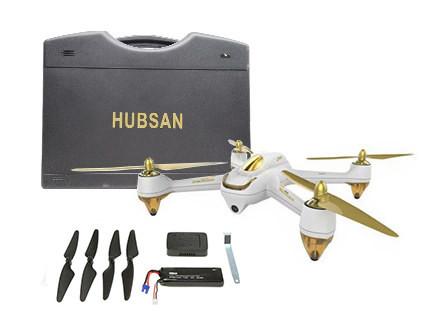 Квадрокоптер Hubsan H501S Pro Combo - купить недорого в СПб в интернет-магазине