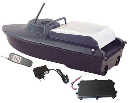 Радиоуправляемый катер Jabo 2AL для рыбалки - купить недорого в СПб в интернет-магазине