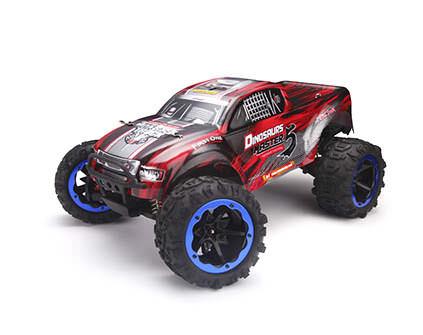 Радиоуправляемая машинка Remo Hobby Monster 1:8 Brushless - купить недорого в СПб в интернет-магазине