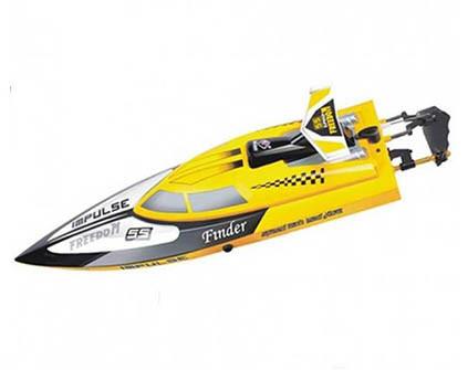 Радиоуправляемый катер WLtoys Tiger-Shark WL912 - купить недорого в СПб в интернет-магазине
